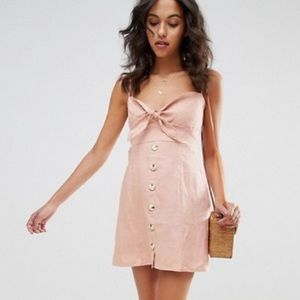 🎉 HP Faithfull The Brand Rodeo Dress Pink NWT